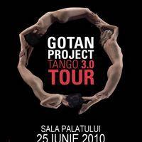 Vineri, Gotan Project la Bucuresti!