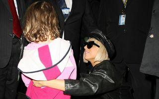 "Lady GaGa: ""Copiii ma ingrozesc"""