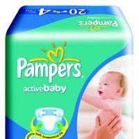 Pampers Active Baby, mai multa libertate de miscare pentru bebelusul tau