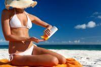 Cum aplici corect crema de protectie solara
