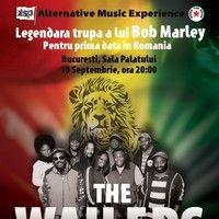 Au fost puse in vanzare biletele pentru concertul trupei The Wailers