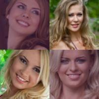 Primele 15 aspirante la titlul Miss Universe Romania