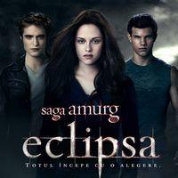 """""""Amurg: Eclipsa"""" este lider al box office-ului din Romania"""
