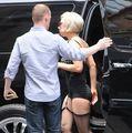 Lady Gaga, plina de celulita