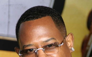 Martin Lawrence s-a casatorit