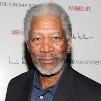 Morgan Freeman, terifiat de confruntarile verbale