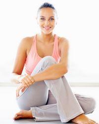 6 poziții de yoga pentru arderea grăsimii
