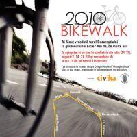 Bikewalk – cel mai mare eveniment dedicat biciclistilor