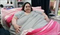 A murit cea mai grasa femeie din lume