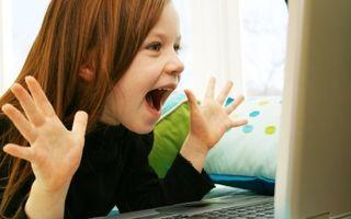 Raporteaza pornografia infantila online!
