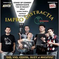 Stand Up Comedy si concerte pentru marti