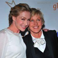 De la de Rossi la DeGeneres