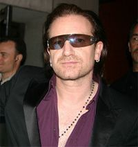 Firma de haine infiintata de Bono a avut pierderi de 9 milioane de dolari in 2009