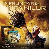 Infruntarea Titanilor, pe DVD si Blu-ray