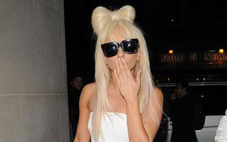 Lady GaGa, îngrozită de telefoane