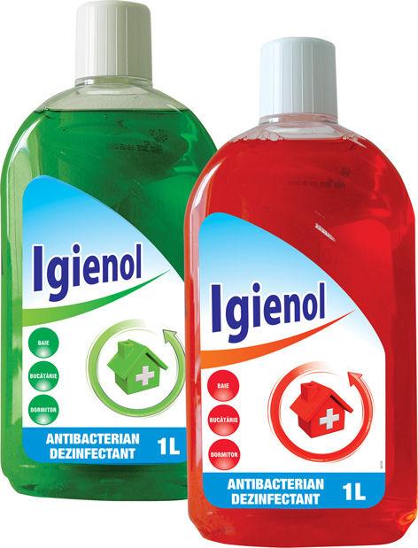Igienol dezinfectant compozitie