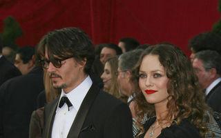 Vanessa Paradis şi Johnny Depp, împreună într-un film?