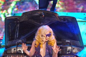 Lady Gaga, implicată într-un conflict