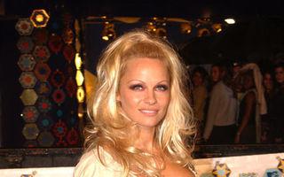 Pamela Anderson a cerut meniu vegetarian