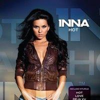 """Inna a luat discul de aur în Franţa pentru albumul """"Hot"""""""