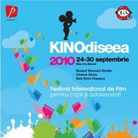 Debutează Kinodiseea, Festivalul de film pentru copii