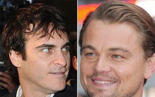 Joaquin Phoenix şi Leonardo DiCaprio, amanţi?