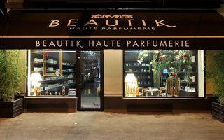 Beautik Haute Parfumerie, o nouă locaţie în zona Beller
