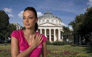 Andreea Raicu, în prima linie în luptă împotriva cancerului la sân