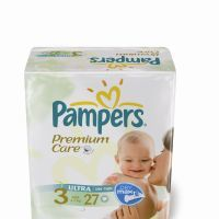 Noul Pampers Premium Care, Dry Max, cel mai subtire scutec super-absorbant de la Pampers