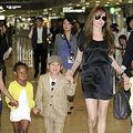 Copiii Angelinei Jolie, la şcoală în Ungaria