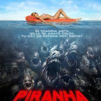 Piranha 3D este lider al box office-ului din România