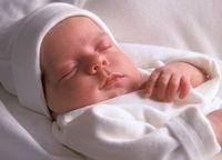 Copil din embrion îngheţat 20 de ani