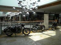 Oldies But Fashionable - Expozitie de motociclete de la 1930 până azi