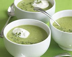 Supă de spanac