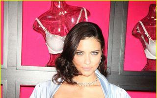 Adriana Lima a purtat un sutien de 2 milioane $