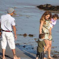 Gemenii lui Jennifer Lopez au debutat în lumea modei