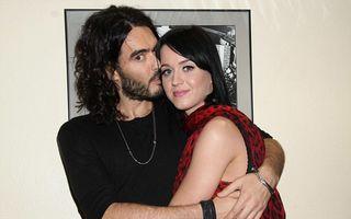 Katy Perry şi Russell Brand s-au căsătorit