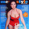 Monica Bellucci, în reviste pentru bărbaţi la 46 de ani