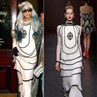 Ingrid Vlasov, a doua rochie pentru Lady Gaga