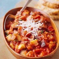 Mâncare de legume cu praf de curry