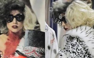 Lady Gaga a fost Cruella de Vil