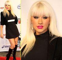 Christina Aguilera, 1 milion $ pe seară