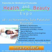 Health and Beauty Expo la Bucureşti, Sala Palatului