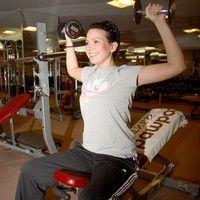 Ela Voineag merge de 3 ori pe săptămână la sala de fitness
