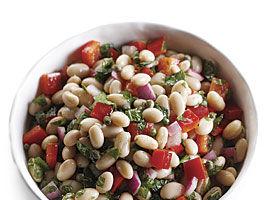 Salată de fasole boabe