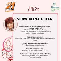 Show Diana Gulan la Băneasa Shopping City