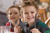 Nutriţia echilibrată la copii, în timpul sărbătorilor