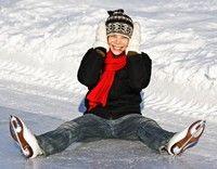 5 activităţi de iarnă care te scapă de calorii