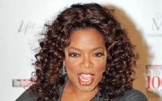 Oprah Winfrey a mâncat o oală de 10 litri plină cu macaroane