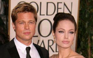 Angelina Jolie şi Brad Pitt vor să adopte un copil din România